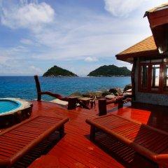 Отель Dusit Buncha Resort Koh Tao бассейн фото 2