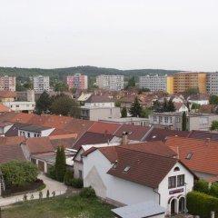 Hotel Terek Штети балкон