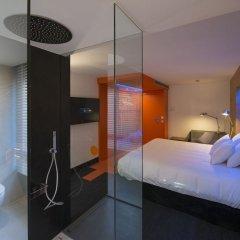 Отель Mirador de Chamartin Испания, Мадрид - отзывы, цены и фото номеров - забронировать отель Mirador de Chamartin онлайн ванная