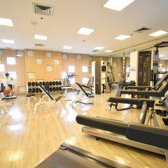 Отель Century Park Бангкок фитнесс-зал фото 2