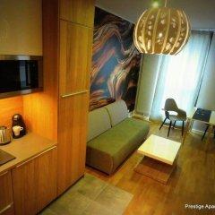 Отель Prestige Apartments Wola Kolejowa Польша, Варшава - отзывы, цены и фото номеров - забронировать отель Prestige Apartments Wola Kolejowa онлайн фото 6