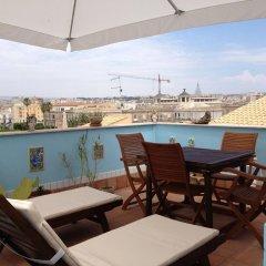 Отель La Terrazza di Apollo Италия, Сиракуза - отзывы, цены и фото номеров - забронировать отель La Terrazza di Apollo онлайн балкон