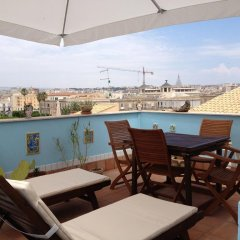 Отель La Terrazza di Apollo Сиракуза балкон