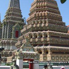 Отель Zen Rooms Basic Phra Athit Бангкок городской автобус