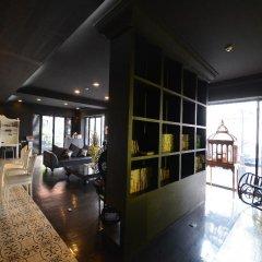 Отель Heritage Baan Silom Бангкок интерьер отеля фото 2