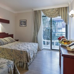 Meryan Hotel Турция, Окурджалар - отзывы, цены и фото номеров - забронировать отель Meryan Hotel - All Inclusive онлайн комната для гостей фото 6