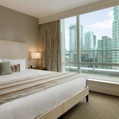 Отель Coast Coal Harbour Hotel Канада, Ванкувер - отзывы, цены и фото номеров - забронировать отель Coast Coal Harbour Hotel онлайн комната для гостей фото 3