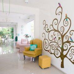 Отель Art Villa Dominicana Доминикана, Пунта Кана - отзывы, цены и фото номеров - забронировать отель Art Villa Dominicana онлайн интерьер отеля