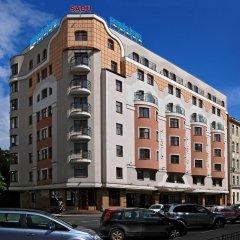 Гостиница Park Inn by Radisson SADU вид на фасад фото 2