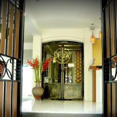 Апартаменты The Nara-ram 3 Suite Boutique Service Apartment Бангкок интерьер отеля фото 2