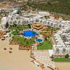 Отель Holiday Inn Resort Los Cabos Все включено Мексика, Сан-Хосе-дель-Кабо - отзывы, цены и фото номеров - забронировать отель Holiday Inn Resort Los Cabos Все включено онлайн пляж фото 2