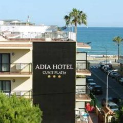 Adia Hotel Cunit Playa пляж