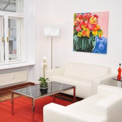 Отель Vision Apartments Marc Aurel Strasse Австрия, Вена - отзывы, цены и фото номеров - забронировать отель Vision Apartments Marc Aurel Strasse онлайн комната для гостей фото 4