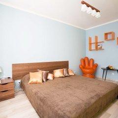 Апартаменты «Этажи Библиотечная-Комсомольская» Екатеринбург комната для гостей фото 4
