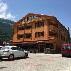 Danis Motel Турция, Узунгёль - отзывы, цены и фото номеров - забронировать отель Danis Motel онлайн парковка