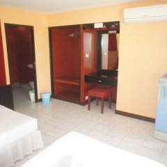 Отель Lamai Chalet Таиланд, Самуи - отзывы, цены и фото номеров - забронировать отель Lamai Chalet онлайн удобства в номере фото 2