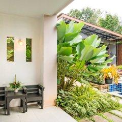 Отель The Fong Krabi Resort балкон
