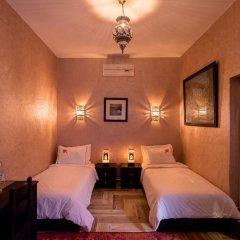 Отель Riad Ksar Aylan Марокко, Уарзазат - отзывы, цены и фото номеров - забронировать отель Riad Ksar Aylan онлайн комната для гостей фото 5