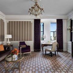 Отель The St. Regis New York США, Нью-Йорк - отзывы, цены и фото номеров - забронировать отель The St. Regis New York онлайн комната для гостей фото 3