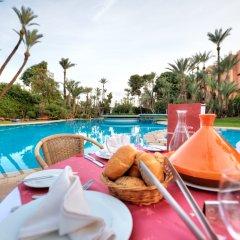 Hotel Marrakech Le Semiramis бассейн