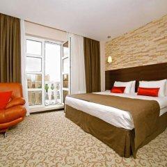 Гостиница Villa Marina 3* Стандартный номер с 2 отдельными кроватями фото 4
