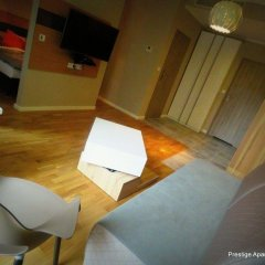 Отель Prestige Apartments Wola Kolejowa Польша, Варшава - отзывы, цены и фото номеров - забронировать отель Prestige Apartments Wola Kolejowa онлайн фото 8