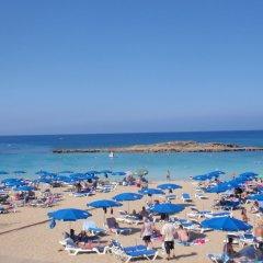Отель Sirena Bay Villa пляж