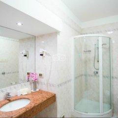 Отель Massimo Plaza Италия, Палермо - отзывы, цены и фото номеров - забронировать отель Massimo Plaza онлайн ванная фото 2