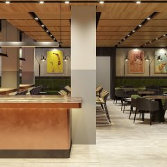 Отель Novotel Parma Centro Парма гостиничный бар