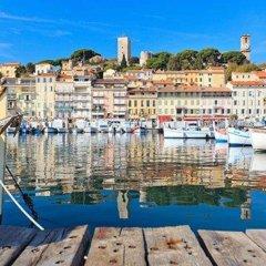 Отель Suites Cannes Croisette Франция, Канны - 2 отзыва об отеле, цены и фото номеров - забронировать отель Suites Cannes Croisette онлайн приотельная территория