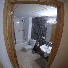 Отель Apartamento con encanto mediterráneo Испания, Олива - отзывы, цены и фото номеров - забронировать отель Apartamento con encanto mediterráneo онлайн ванная