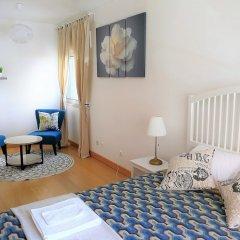 Отель Rainbow House Португалия, Лиссабон - отзывы, цены и фото номеров - забронировать отель Rainbow House онлайн комната для гостей фото 2