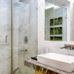 Отель Treebo Tryst Amber ванная