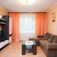 Гостиница Moskva4you Komsomolskiy Prospekt 9 комната для гостей