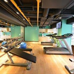 aFIRST Hotel Myeongdong фитнесс-зал фото 2