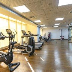 Отель Occidential Dubai Production City фитнесс-зал фото 4