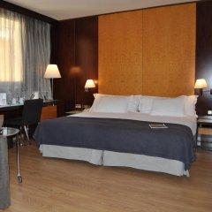 Отель Silken Ramblas комната для гостей