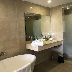 Отель Thanh Binh Riverside Hoi An Вьетнам, Хойан - отзывы, цены и фото номеров - забронировать отель Thanh Binh Riverside Hoi An онлайн ванная