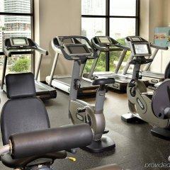 Отель InterContinental Miami фитнесс-зал