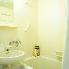 Отель Etwas Tenjin Япония, Тэндзин - отзывы, цены и фото номеров - забронировать отель Etwas Tenjin онлайн ванная