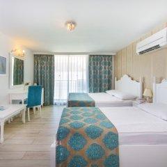 Kleopatra Atlas Hotel Турция, Аланья - 9 отзывов об отеле, цены и фото номеров - забронировать отель Kleopatra Atlas Hotel онлайн комната для гостей фото 4