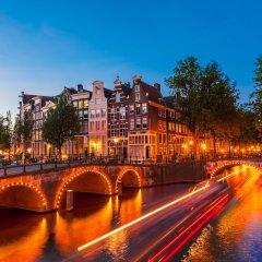 Отель Courtyard by Marriott Amsterdam Arena Atlas Нидерланды, Амстердам - 1 отзыв об отеле, цены и фото номеров - забронировать отель Courtyard by Marriott Amsterdam Arena Atlas онлайн приотельная территория