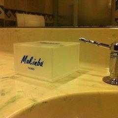 Отель Baviera Mokinba Милан ванная
