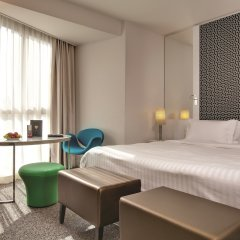 Отель La Villa Maillot - Arc De Triomphe Париж комната для гостей фото 2