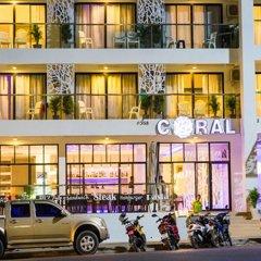 Отель Coral Inn