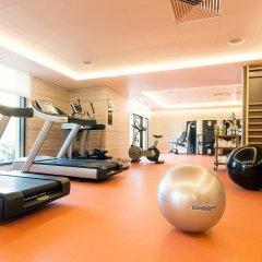 SANA Metropolitan Hotel фитнесс-зал