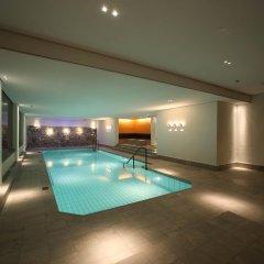 Отель Wander & Gourmet Hotel Bernerhof Швейцария, Гштад - отзывы, цены и фото номеров - забронировать отель Wander & Gourmet Hotel Bernerhof онлайн бассейн
