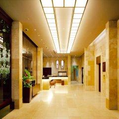 Отель Wing International Premium Tokyo Yotsuya Япония, Токио - отзывы, цены и фото номеров - забронировать отель Wing International Premium Tokyo Yotsuya онлайн интерьер отеля фото 2