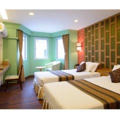 Отель Golden House Бангкок комната для гостей