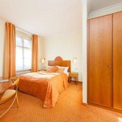 Отель Novum Hotel Kronprinz Berlin Германия, Берлин - 4 отзыва об отеле, цены и фото номеров - забронировать отель Novum Hotel Kronprinz Berlin онлайн комната для гостей фото 3